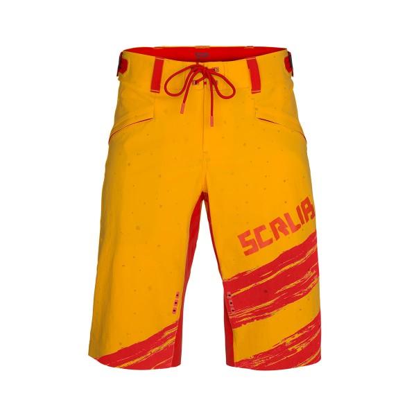 Ion Avic Shorts saffron 2015