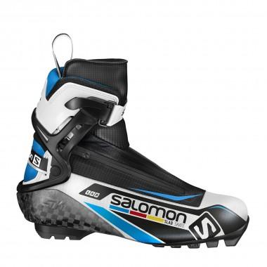 Salomon S-Lab Skate Pilot black/white 16/17