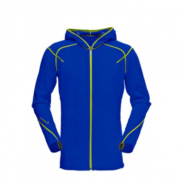 Norrona /29 warm1 Zip Hood ionic blue 2015