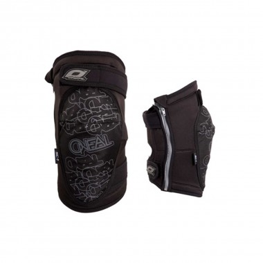 Oneal AMX Zipper Knee Guard black 2014