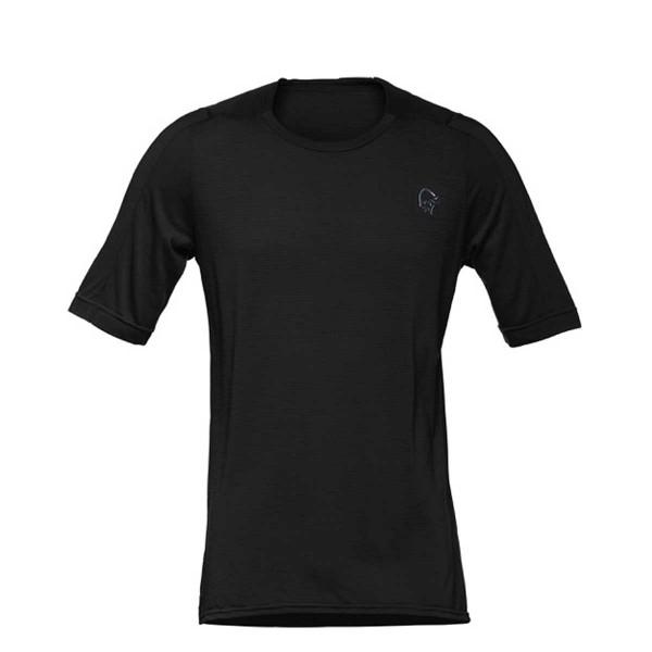 Norrona skibotn wool equaliser T-Shirt caviar 2017