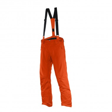 Salomon Iceglory Pant vivid orange 16/17