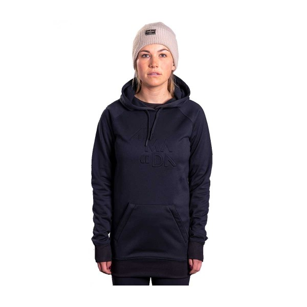 Armada Parker Pullover Tech Hoodie wms black 18/19