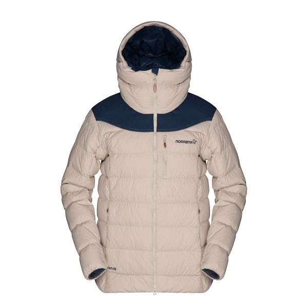 Norrona tamok down750 Jacket wms cashmere 19/20