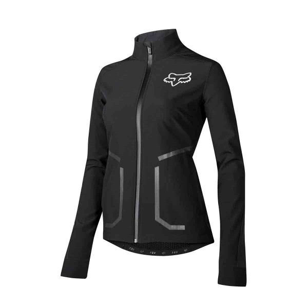 Fox Racing Attack Fire Jacket wms black 18/19