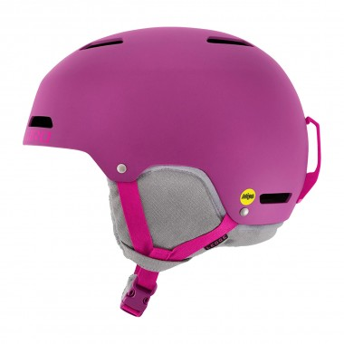 Giro Ledge Mips berry/magenta 16/17