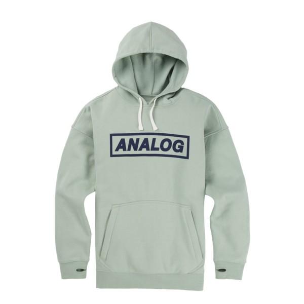 Analog Crux Pullover aqua grey 18/19