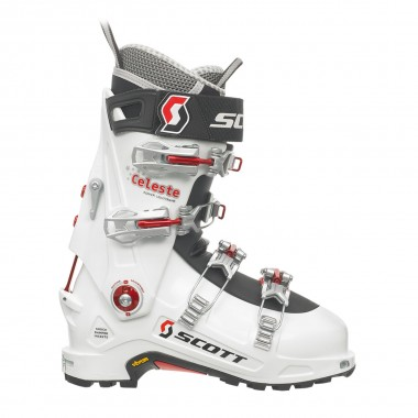 Scott Celeste Boot wms white/black 13/14