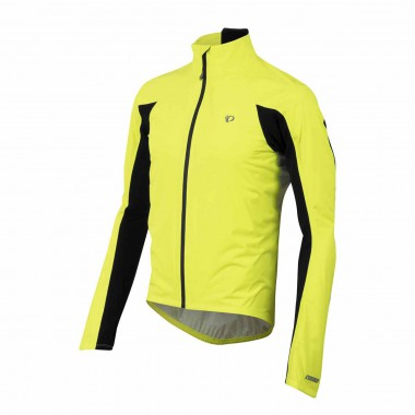 Pearl Izumi Pro Aero WXB Jacket screaming yellow / black 14/15