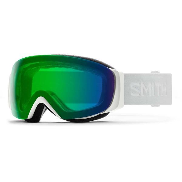 Smith I/O MAG S wms white vapor / ChromaPop everyday green mirror 19/20