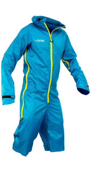 Dirtlej Dirtsuit Light Edition blue yellow 2019