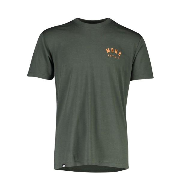 Mons Royale Icon T-Shirt rosin 20/21