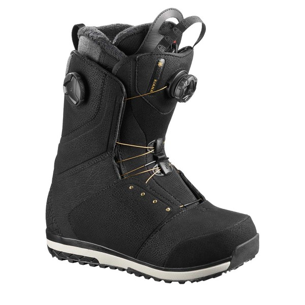 Salomon Kiana Focus Boa wms black 18/19