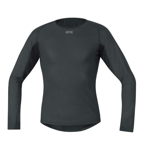 Gore Wear Windstopper Base Layer Thermo LS Shirt black 21/22