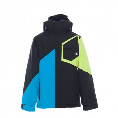 Volcom Ace Ins Jacket boys black 13/14