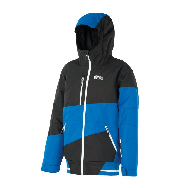 Picture Slope Jacket kids blue 19/20