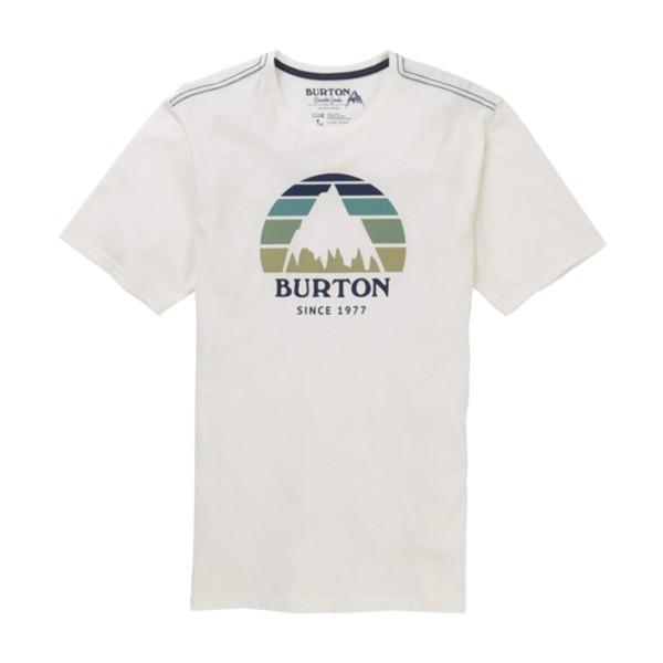 Burton Underhill T-Shirt stout white 18/19