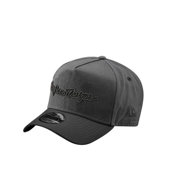 Troy Lee Signature Snapback Hat graphite osfa 2020