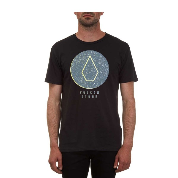 Volcom Cracked Basic T-Shirt black