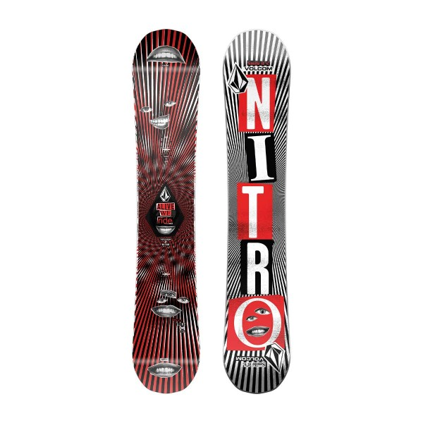 Nitro Beast X Volcom 20/21