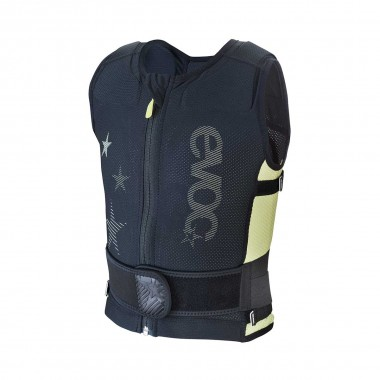 EVOC Protector Vest kids black/lime 16/17