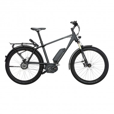 Riese & Müller Charger GH NuVinci 2017