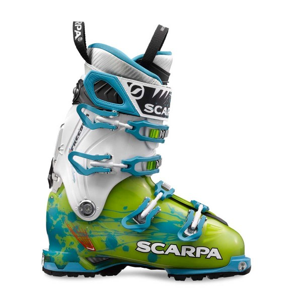 Scarpa Freedom SL wms lime/turquoise
