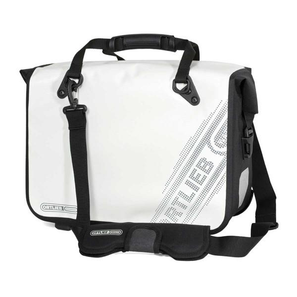Ortlieb Office Bag QL2.1 L Black´n White wht 2017