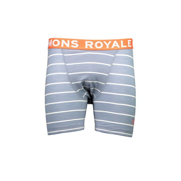 Mons Royale Hold'em Boxer bt lead stripe
