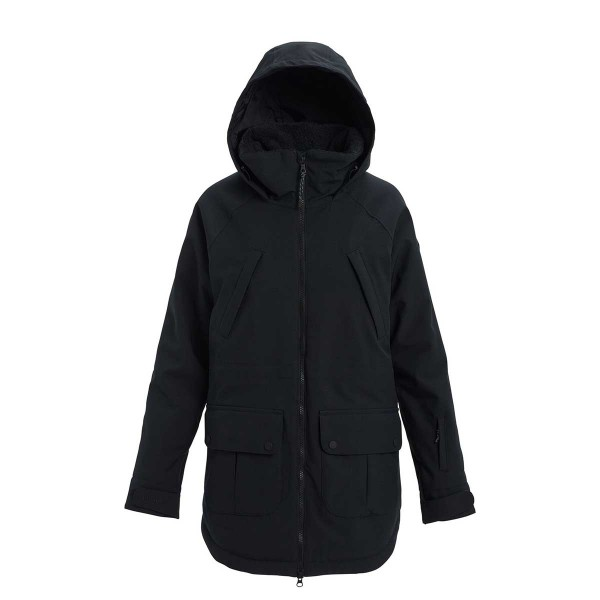 Burton Prowess Jacket wms true black 19/20