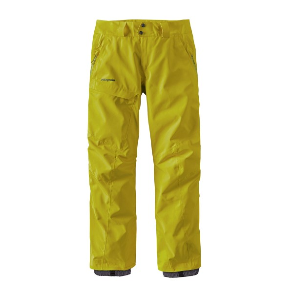 Patagonia Powder Bowl Pants regular fluid green 17/18
