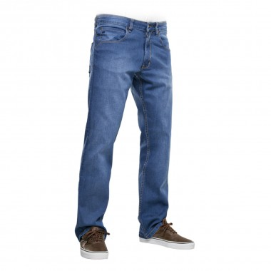 REELL Lowfly Jeans pale blue 2014