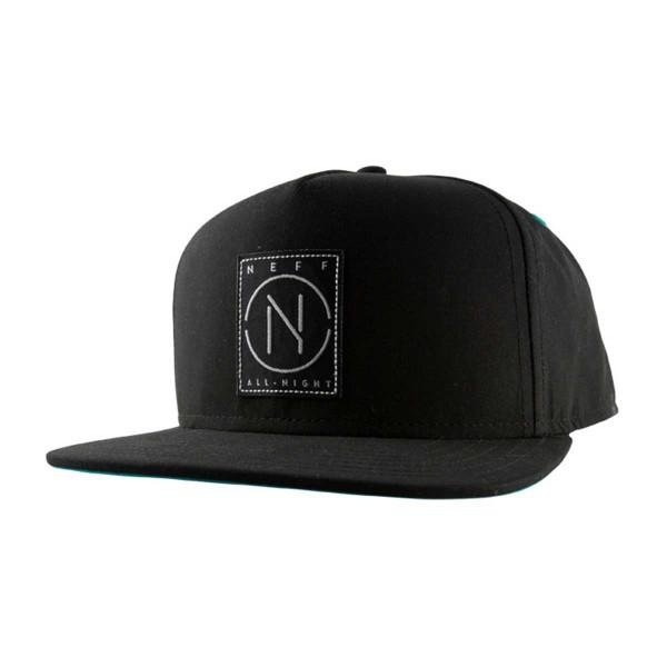 Neff Neo Neon Decon Cap black 15/16