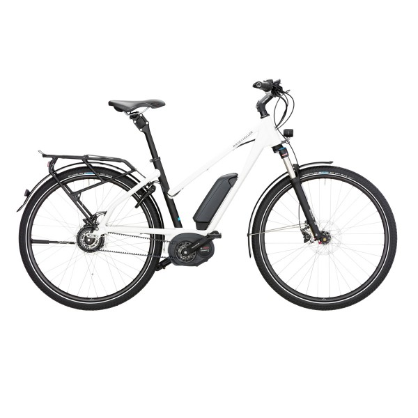 Riese & Müller Charger Mixte NuVinci 500 2018