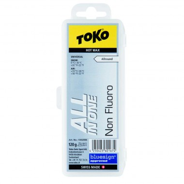Toko All-in-one Hot Wax 120g 16/17