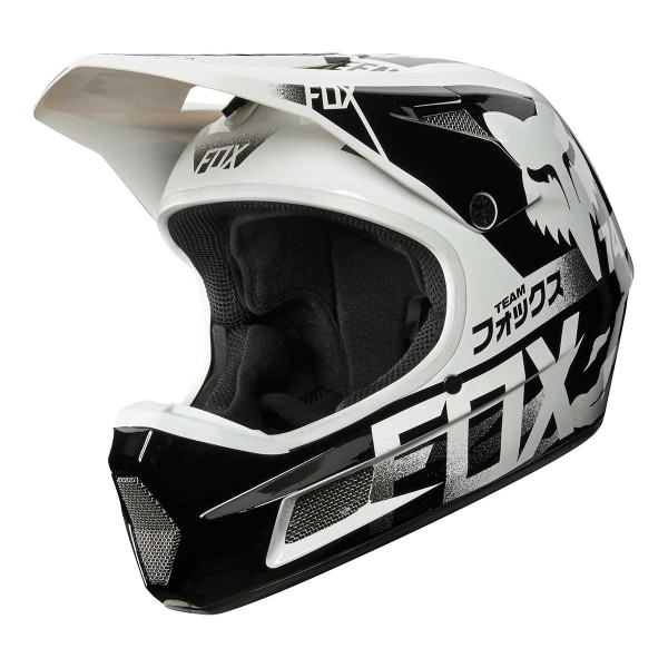 Fox Rampage Comp white