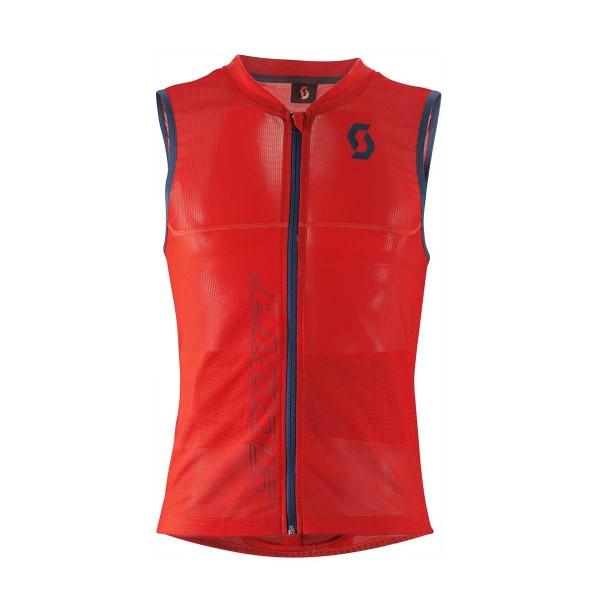 Scott Actifit Light Vest burn red/blue 16/17
