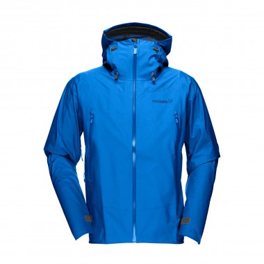 Norrona falketind Gore-Tex Jacket electric blue 16/17