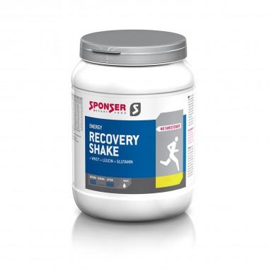 Sponser Recovery Shake 900g vanilla