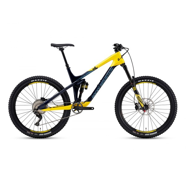 Rocky Mountain Slayer 750 MSL yellow/blue 2017