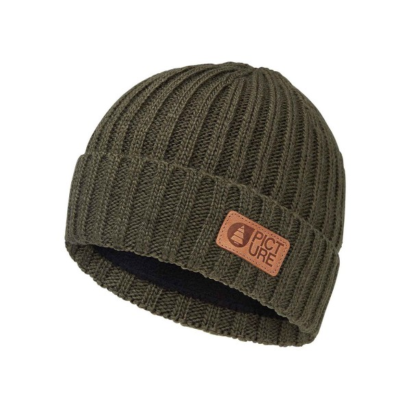Picture Ship Beanie dark army green 19/20