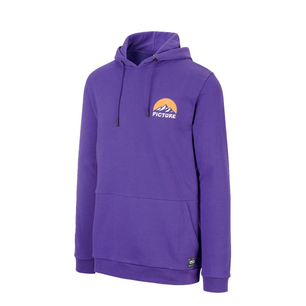 Picture Valmont Hoodie purple 20/21