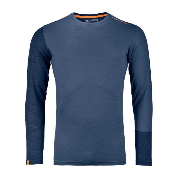 Ortovox 185 Rock'N'Wool LS night blue 18/19