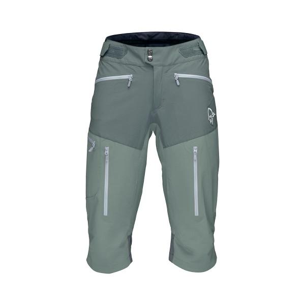 Norrona fjora flex1 Shorts wms castor grey 2020