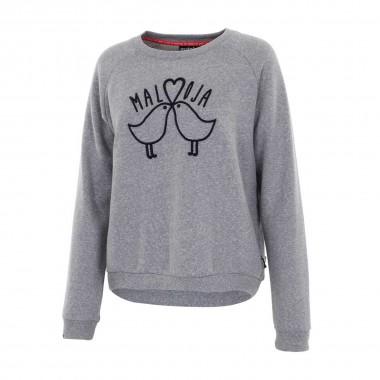 Maloja ChristanaM. Sweat Shirt wms frost 15/16