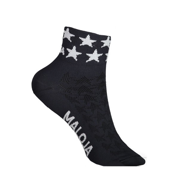Maloja NeblaM. Sportsocken moonless 2019