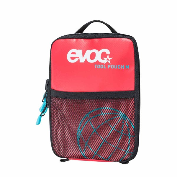 EVOC Tool Pouch 1L red 2021