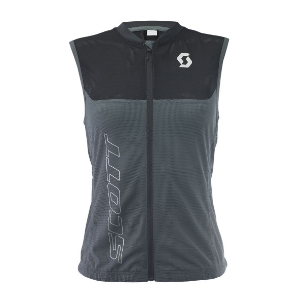 Scott Actifit Plus Light Vest wms grey/black 18/19