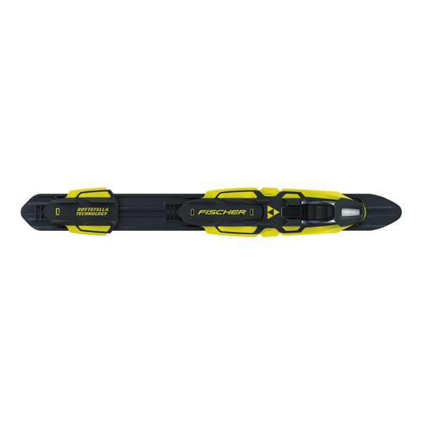 Fischer Performance Skate nis black/yellow 16/17