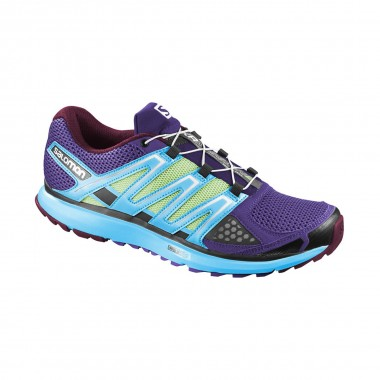 Salomon X-Scream wms spectrum blue/white/blue 2014